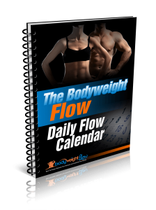 BodyWeight Flow Bonus Daily Flow Calendar